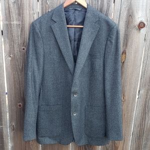 Carroll & Co. half lined Loro Piana sports jacket
